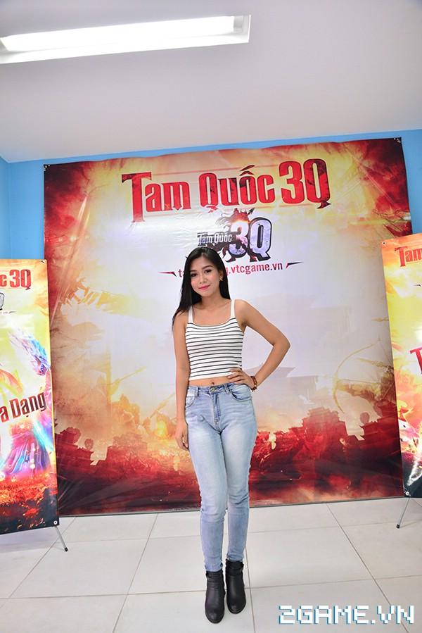 Tam Quốc 3Q - Chiêm ngưỡng top 10 ứng cử viên đại sứ game 10