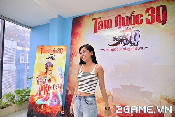 Tam Quốc 3Q - Chiêm ngưỡng top 10 ứng cử viên đại sứ game 11