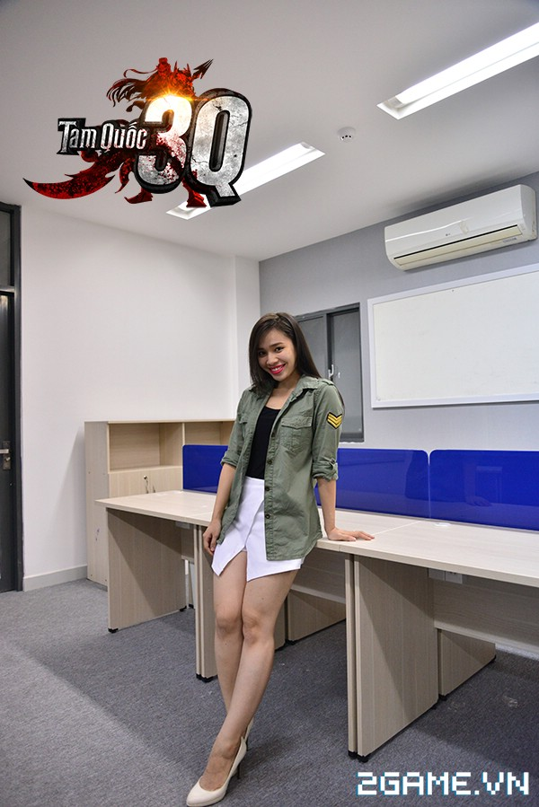 Tam Quốc 3Q - Chiêm ngưỡng top 10 ứng cử viên đại sứ game 12