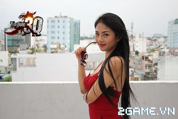 Tam Quốc 3Q - Chiêm ngưỡng top 10 ứng cử viên đại sứ game 13