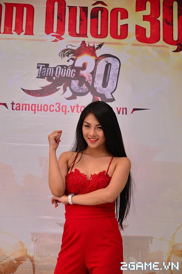 Tam Quốc 3Q - Chiêm ngưỡng top 10 ứng cử viên đại sứ game 14