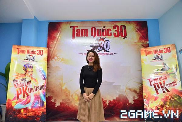 Tam Quốc 3Q - Chiêm ngưỡng top 10 ứng cử viên đại sứ game 15