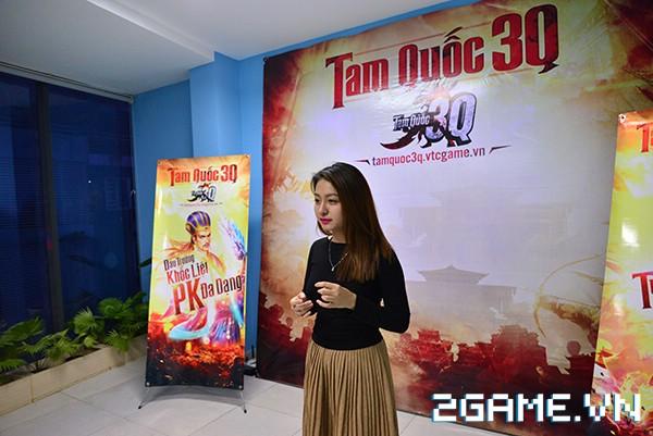 Tam Quốc 3Q - Chiêm ngưỡng top 10 ứng cử viên đại sứ game 16