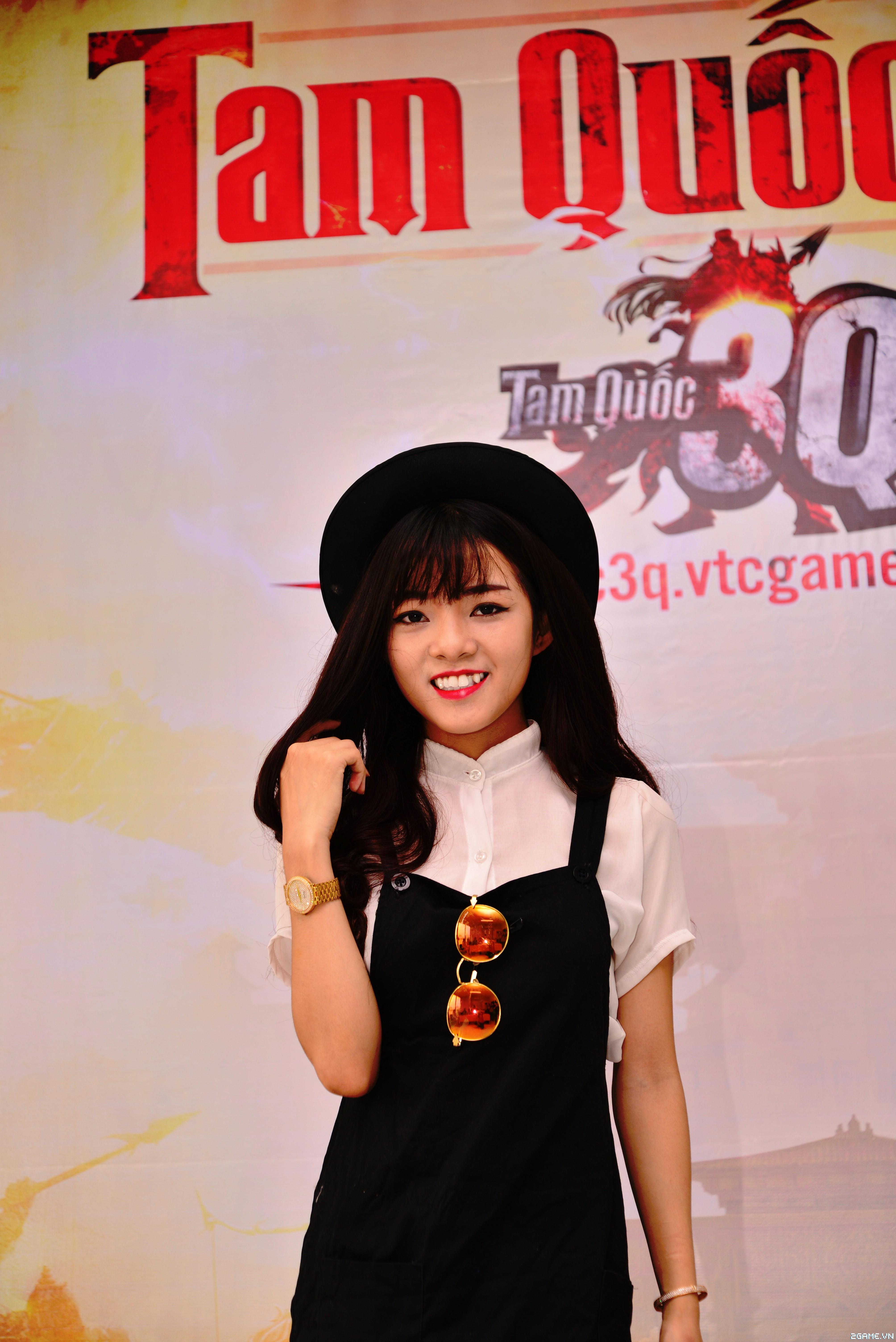 Tam Quốc 3Q - Chiêm ngưỡng top 10 ứng cử viên đại sứ game 1