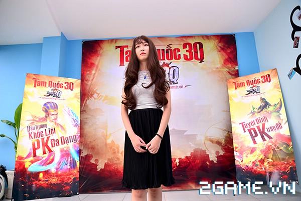Tam Quốc 3Q - Chiêm ngưỡng top 10 ứng cử viên đại sứ game 2