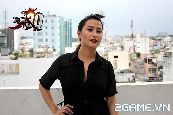 Tam Quốc 3Q - Chiêm ngưỡng top 10 ứng cử viên đại sứ game 4