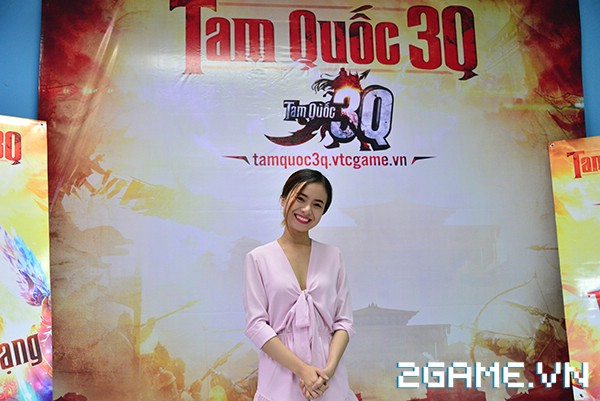 Tam Quốc 3Q - Chiêm ngưỡng top 10 ứng cử viên đại sứ game 8