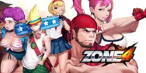 Asiasoft sắp cho ra mắt game đối kháng Zone4