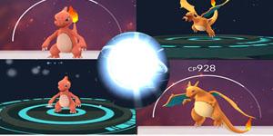 Pokemon GO bổ sung khả năng tiến hóa vào game
