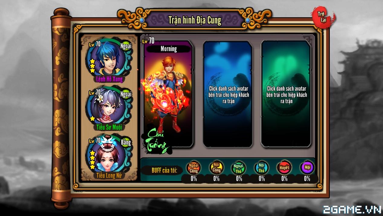 Kiếm Khách Truyện – Tìm hiểu Tầm bảo địa cung của game
