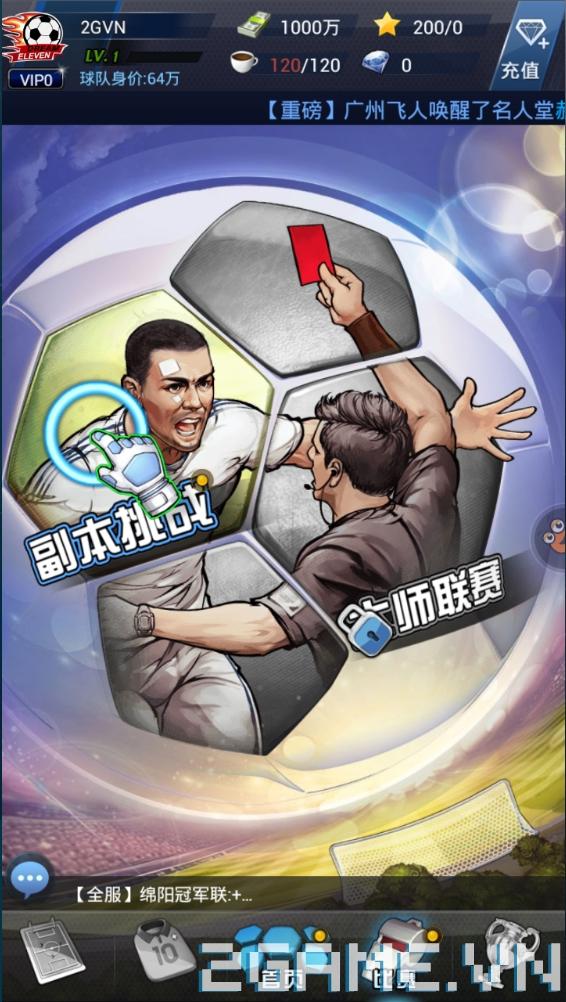 Chơi thử Đội Hình Siêu Sao trước khi ra mắt tại Việt Nam 3