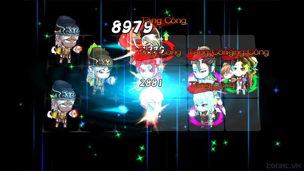 Trải nghiệm Võ Lâm Hiệp Khách - game hội tụ hàng loạt các tác phẩm kinh điển của Kim Dung 1