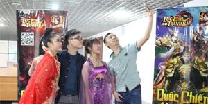 Lục Long Tranh Bá 3D tổ chức họp báo tại Hà Nội, bật mí nhiều thông tin thú vị về sản phẩm