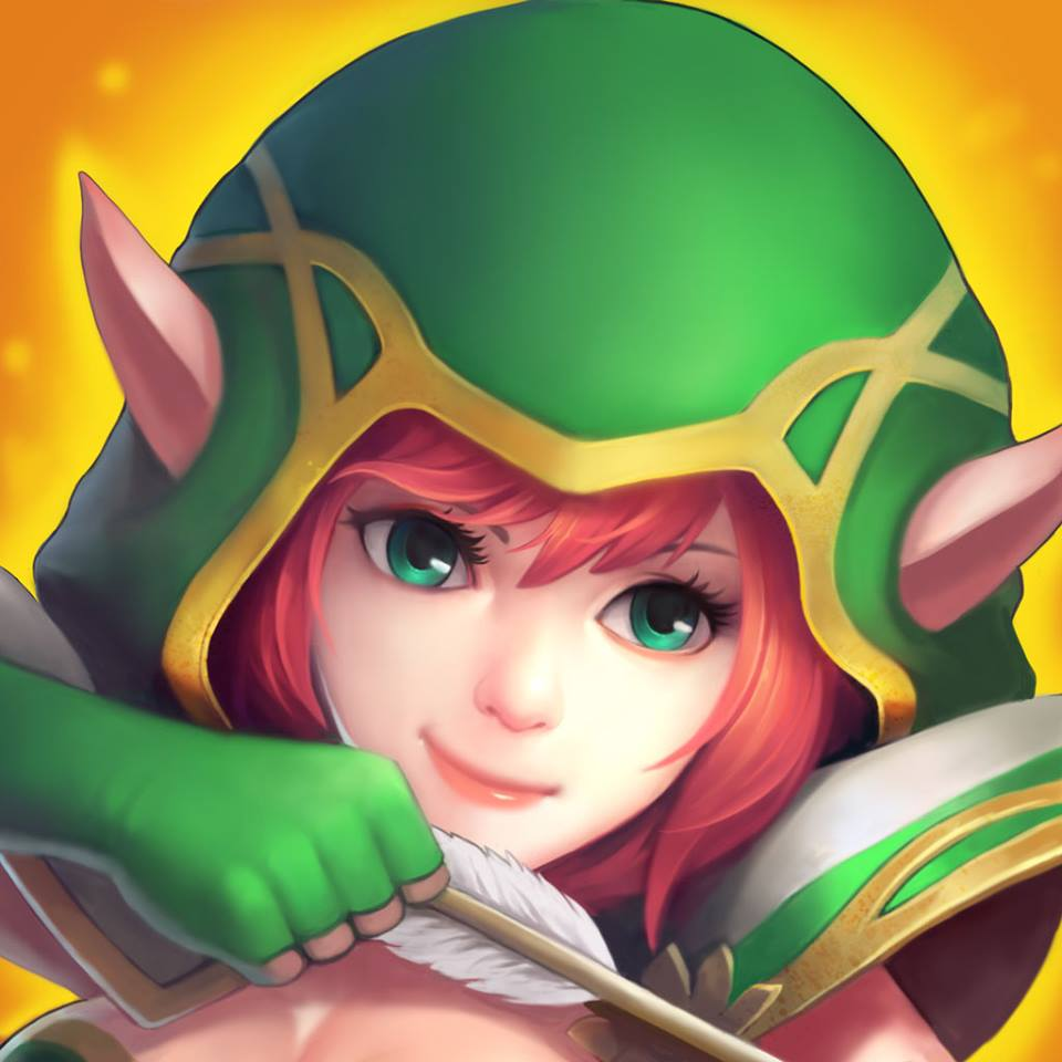 Game hot Heroes Truyền Kỳ sắp ra mắt game thủ Việt