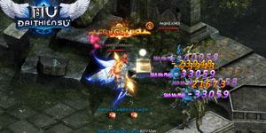 MU Đại Thiên Sứ – Hướng dẫn đánh boss trong Kalima