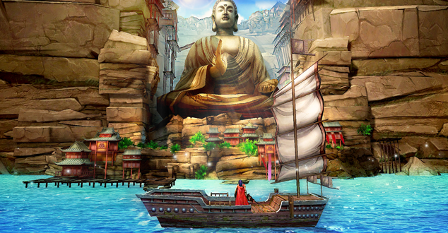 Cùng du lịch với Phong Vân 3D từ truyện đến game 0