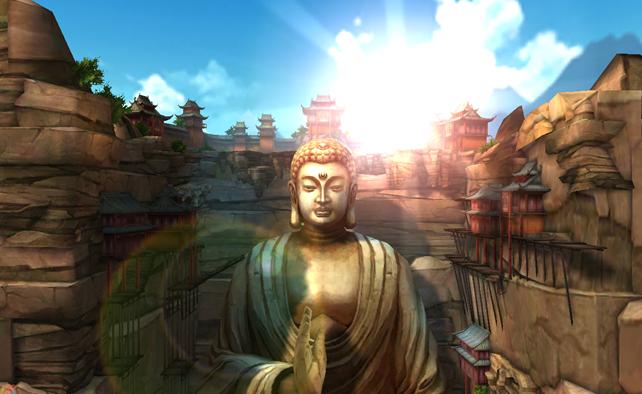 Cùng du lịch với Phong Vân 3D từ truyện đến game 1