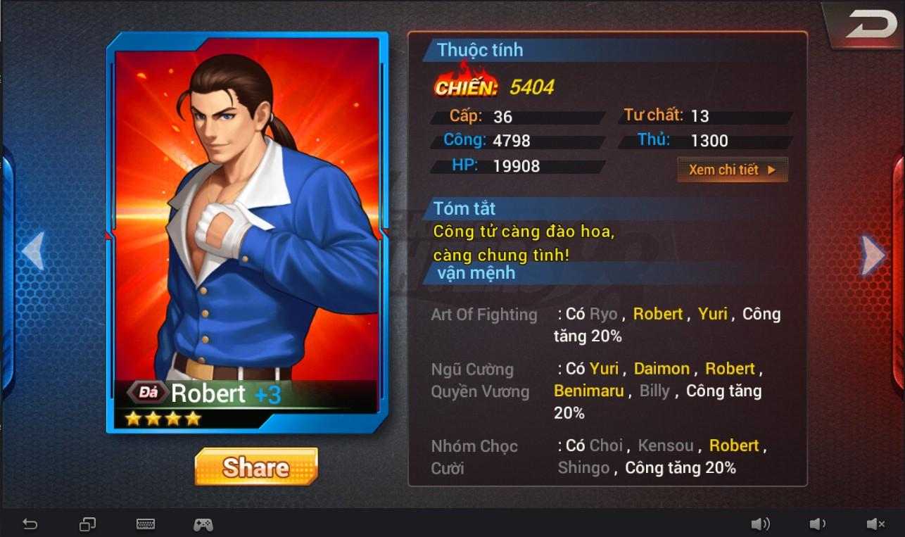 Quyền Vương 98 - Đả, Vệ, Kĩ và cách bày trận cơ bản trong game 0