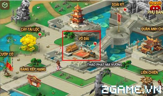 Oppa Tam Quốc - Tìm hiểu hệ thống Võ Đài 0