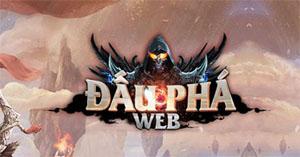 Đấu Phá Web cập bến làng game Việt