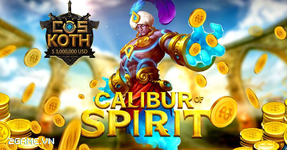 Huyền Thoại MOBA là tên gọi chính thức của game Calibur Of Spirit tại Việt Nam 6