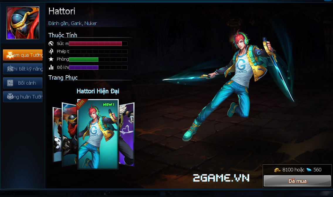 Huyền Thoại MOBA là tên gọi chính thức của game Calibur Of Spirit tại Việt Nam 9