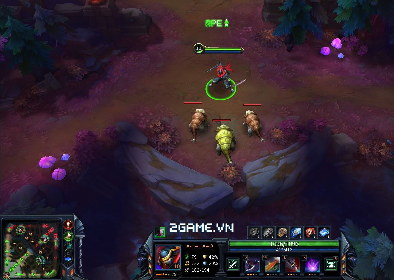 Huyền Thoại MOBA là tên gọi chính thức của game Calibur Of Spirit tại Việt Nam 2