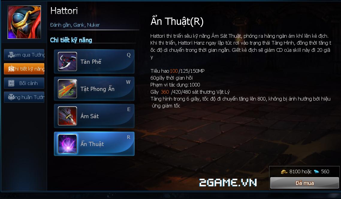Huyền Thoại MOBA là tên gọi chính thức của game Calibur Of Spirit tại Việt Nam 11