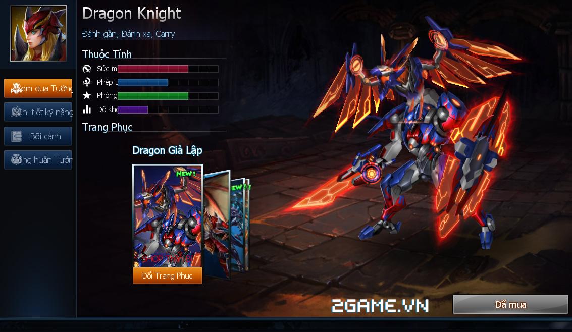 Huyền Thoại MOBA là tên gọi chính thức của game Calibur Of Spirit tại Việt Nam 10