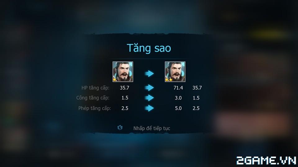 3Q 360Mobi - Hướng dẫn tăng sao tướng 1