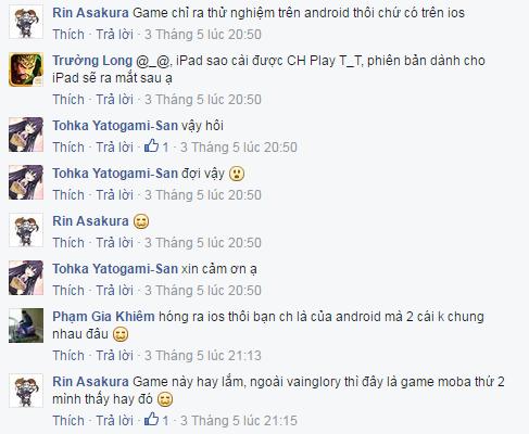Game thủ Việt nói gì về MOBA 3Q 360Mobi sau gần 1 tuần thử nghiệm? 0