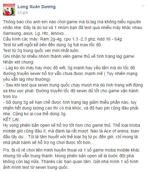 Game thủ Việt nói gì về MOBA 3Q 360Mobi sau gần 1 tuần thử nghiệm? 4