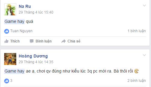 Game thủ Việt nói gì về MOBA 3Q 360Mobi sau gần 1 tuần thử nghiệm? 3