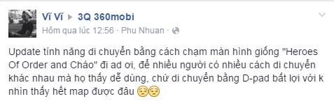 Game thủ Việt nói gì về MOBA 3Q 360Mobi sau gần 1 tuần thử nghiệm? 6
