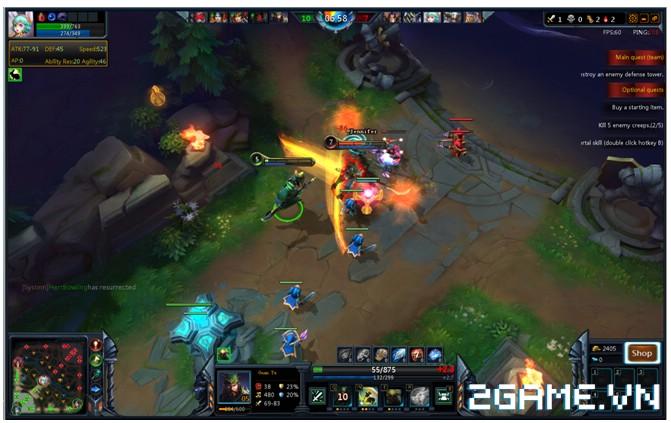 4 game MOBA mới vừa ra mắt tại Việt Nam 1