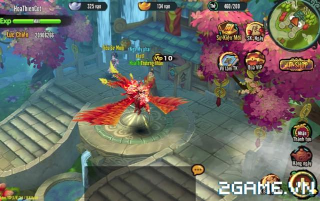 Chơi thử Kiếm Khách Truyện - Kỳ phùng địch thủ của Cửu Âm Chân Kinh Mobile 5