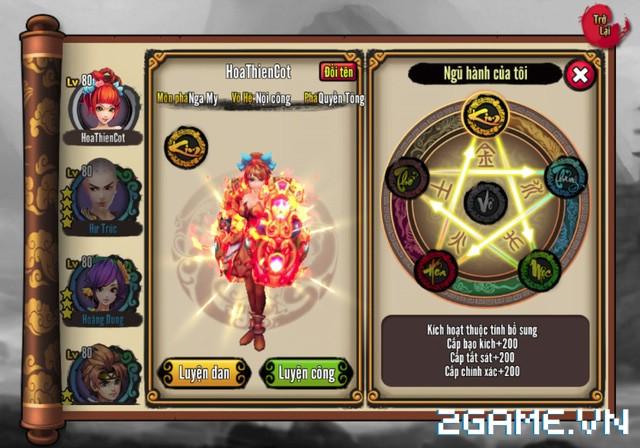 Chơi thử Kiếm Khách Truyện - Kỳ phùng địch thủ của Cửu Âm Chân Kinh Mobile 7