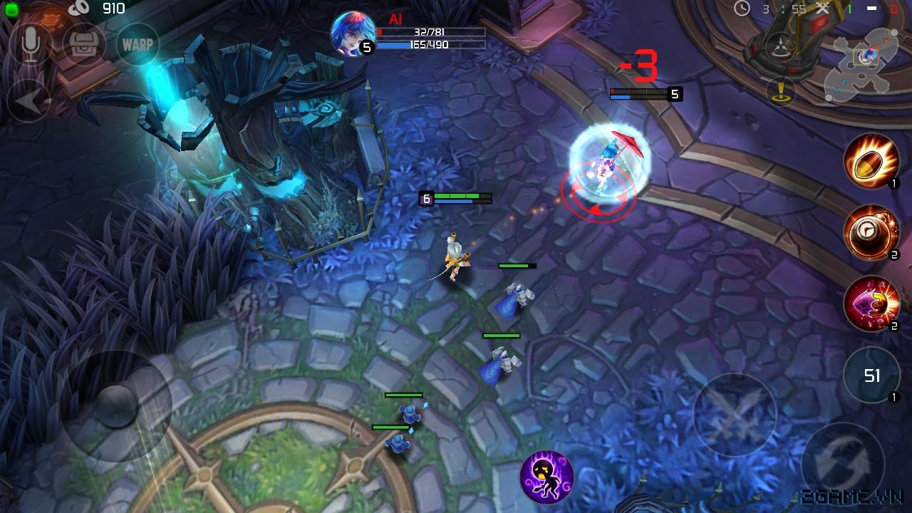 4 game MOBA mới vừa ra mắt tại Việt Nam 6
