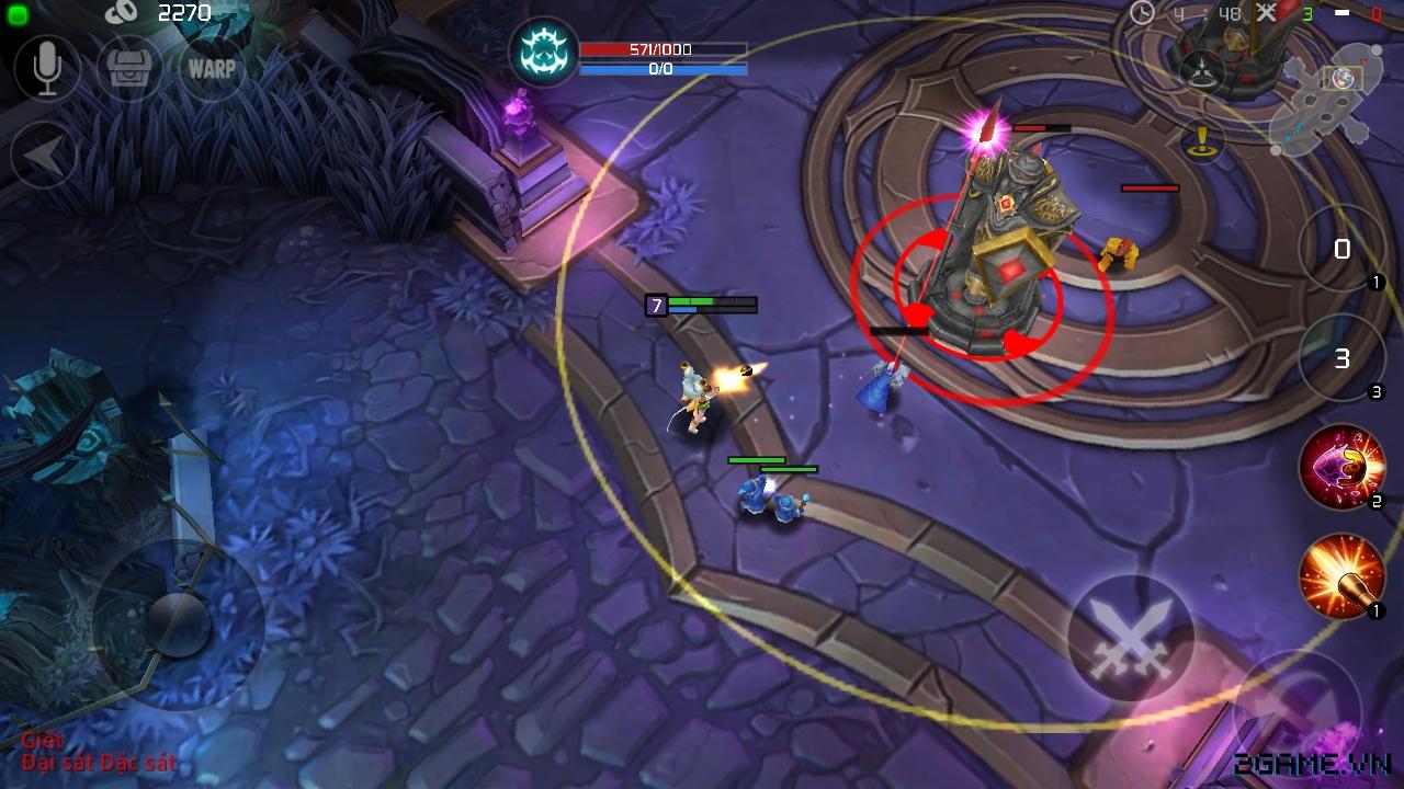 4 game MOBA mới vừa ra mắt tại Việt Nam 7