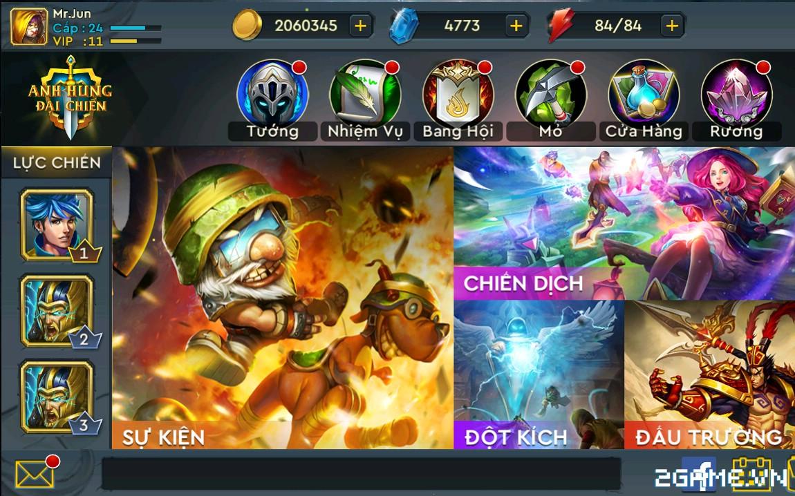 SohaGame nhá hàng 3 game mobile online mới sắp ra mắt trong tháng 5 3