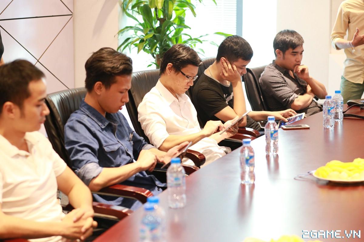 Họp báo giới thiệu Anh Hùng Đại Chiến - Game MOBA lai chiến thuật cực chất từ người Việt 10