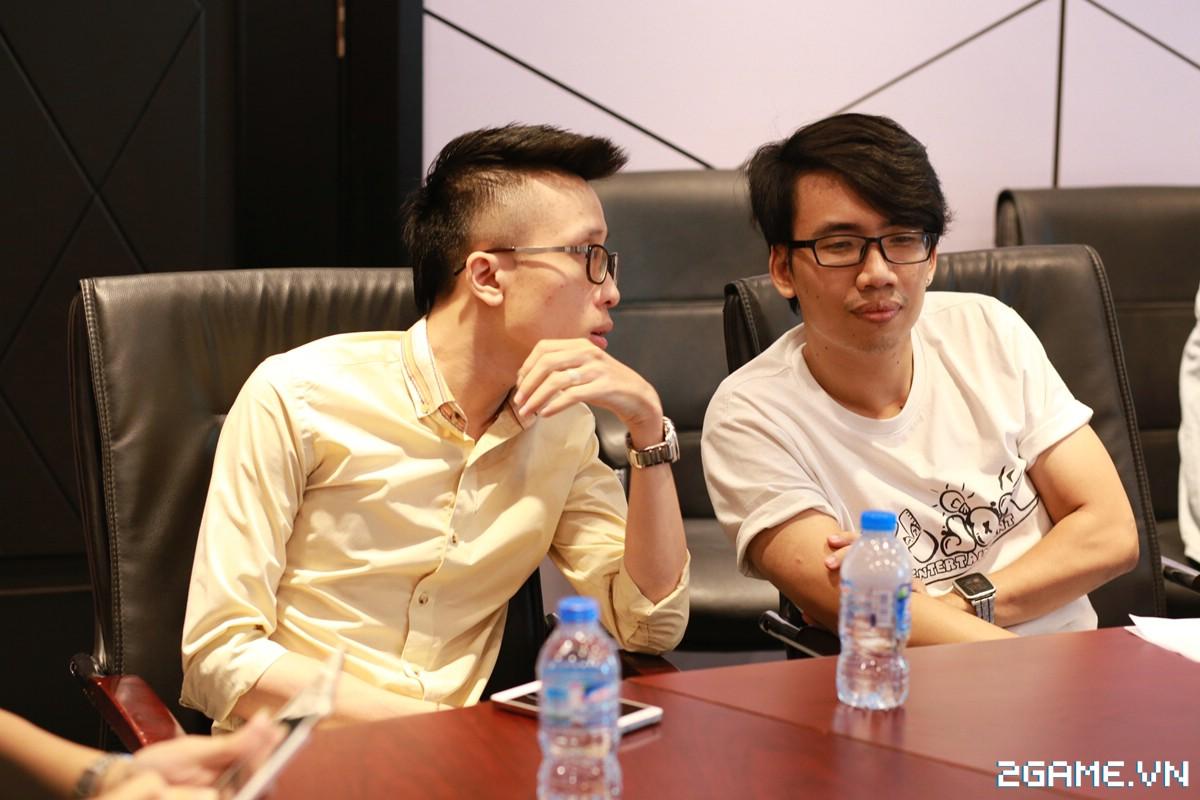 Họp báo giới thiệu Anh Hùng Đại Chiến - Game MOBA lai chiến thuật cực chất từ người Việt 11