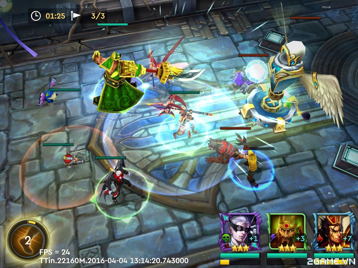 SohaGame nhá hàng 3 game mobile online mới sắp ra mắt trong tháng 5 4