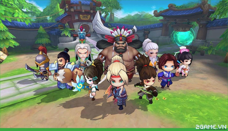 SohaGame nhá hàng 3 game mobile online mới sắp ra mắt trong tháng 5 0
