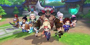SohaGame nhá hàng 3 game mobile online mới sắp ra mắt trong tháng 5