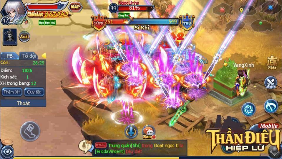 Thần Điêu Hiệp Lữ - Nữ streamer sẵn sàng ăn ngủ cùng game thủ trong game 4