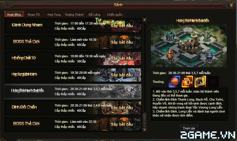 Webgame Soái Vương - Hoàng thành tranh đoạt chiến 0
