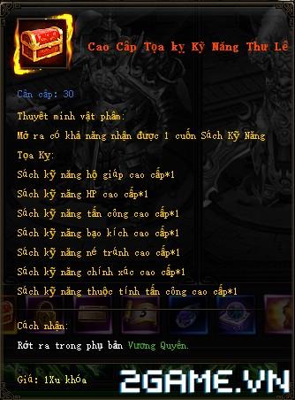 Webgame Soái Vương - Kỹ năng tọa kỵ 3