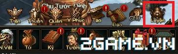 Webgame Soái Vương - Chiêu mộ anh hùng 1