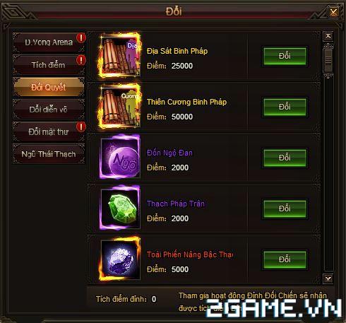 Webgame Soái Vương - Đỉnh đối chiến (3 VS 3) 1